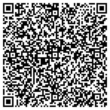 QR-код с контактной информацией организации ОкнаГранд, ЧП
