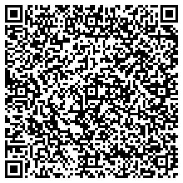 QR-код с контактной информацией организации КМ Днепр, ООО