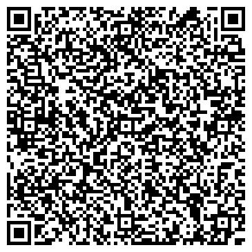 QR-код с контактной информацией организации Интертон (Interton) магазин пленок, ЧП