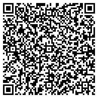 QR-код с контактной информацией организации Чедекс, ООО