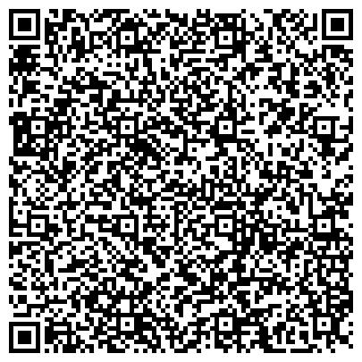 QR-код с контактной информацией организации Техносплайн, ООО (Оборудование для супермаркетов)
