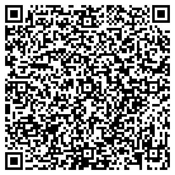 QR-код с контактной информацией организации Белый, СПД