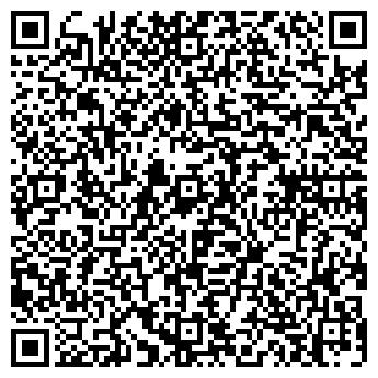 QR-код с контактной информацией организации В.А.В., ЧП