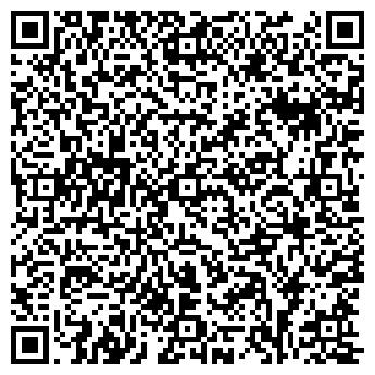 QR-код с контактной информацией организации Двери, ООО