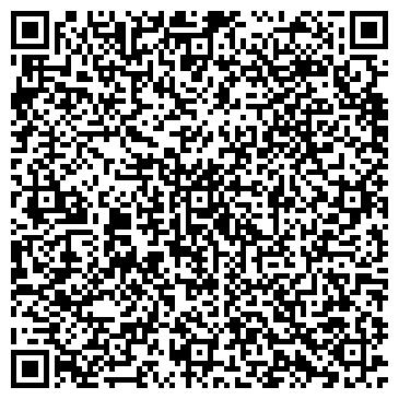 QR-код с контактной информацией организации Будметал, ЧАО