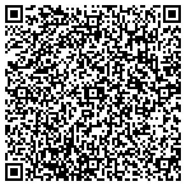QR-код с контактной информацией организации Леомет, ТМ