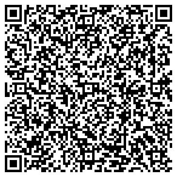 QR-код с контактной информацией организации КазАнгарЛидер, ТОО