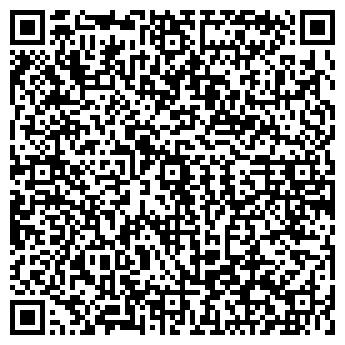 QR-код с контактной информацией организации КазАвтоСтекло, ТОО