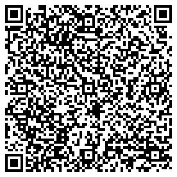 QR-код с контактной информацией организации Клерис, ЧП