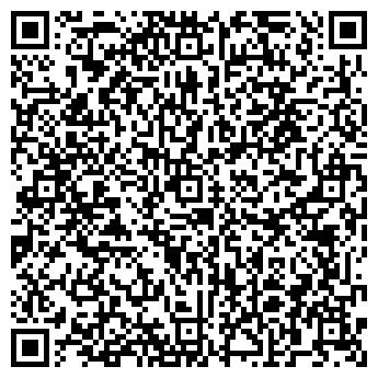 QR-код с контактной информацией организации Метпроект, ЧУП