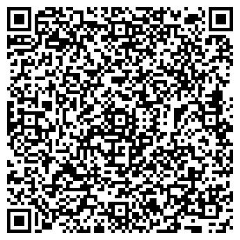QR-код с контактной информацией организации АВАлайнс, ЧПТУП