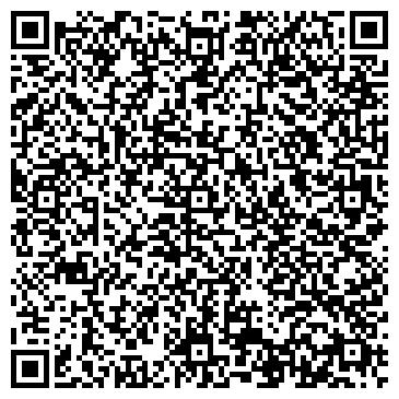QR-код с контактной информацией организации Рекламно-полиграфическое агентство Логотип, ИП