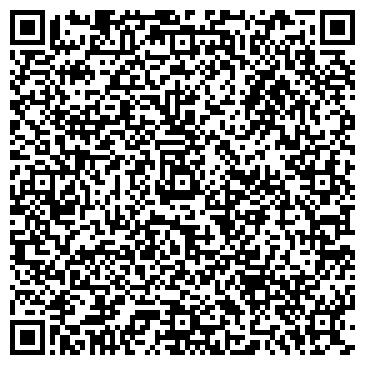 QR-код с контактной информацией организации Киндер БУУМ, ЧП Детский клуб (KinderBOOM)