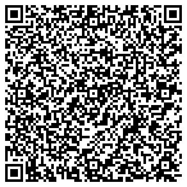 QR-код с контактной информацией организации Художественная студия Желтый кот
