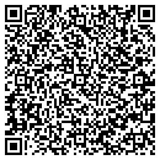 QR-код с контактной информацией организации Космикс, ЧП
