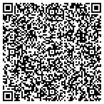 QR-код с контактной информацией организации Детский Центр Кузя, ЧП
