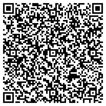QR-код с контактной информацией организации Мелодия Семьи