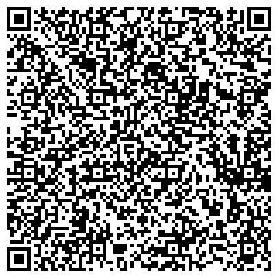 QR-код с контактной информацией организации КАДРИСО АО, Казахстанская ассоциация детского развития и семейного отдыха