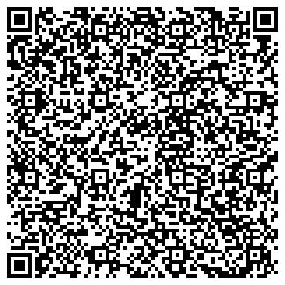 QR-код с контактной информацией организации Алматинское областное общество Охотников и Рыболовов, ОО