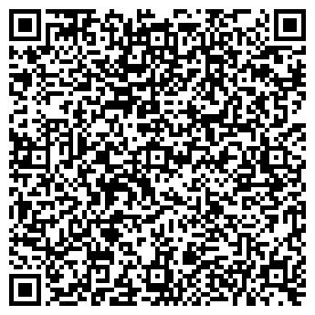 QR-код с контактной информацией организации Бэби клуб, ИП