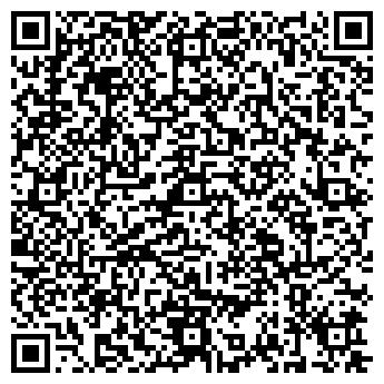 QR-код с контактной информацией организации МЕТРО, ТОО