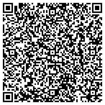 QR-код с контактной информацией организации Туристическое предприятие Голубой Парус