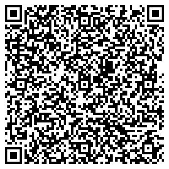QR-код с контактной информацией организации Интурвест, ОДО