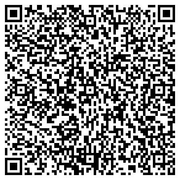 QR-код с контактной информацией организации АлиВия Трэвел, ЧУП