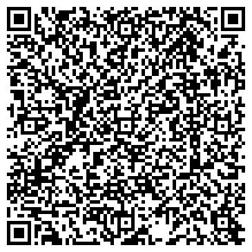 QR-код с контактной информацией организации Агроусадьба У Алеся