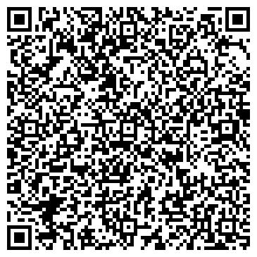 QR-код с контактной информацией организации Клуб туризма Саквояж, ЧП