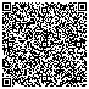 QR-код с контактной информацией организации АС Туристическая компания, ООО