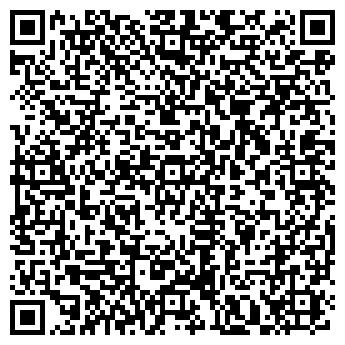 QR-код с контактной информацией организации Украфриктур, ООО