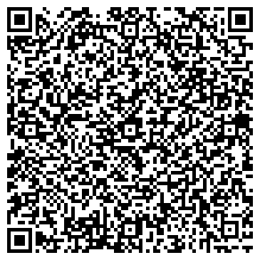 QR-код с контактной информацией организации Агентство полетов В небо, ЧП