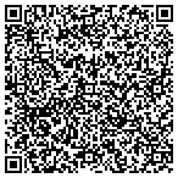 QR-код с контактной информацией организации Горнолыжная школа Оленей, ООО
