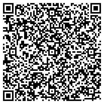 QR-код с контактной информацией организации Tourmagazine, ТОО
