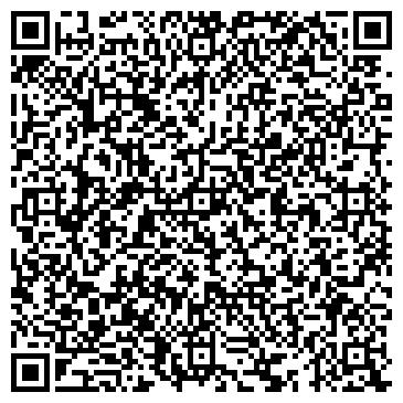 QR-код с контактной информацией организации Frigate tour, ТОО