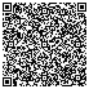 QR-код с контактной информацией организации Веселый ветер, Компания