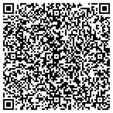 QR-код с контактной информацией организации База отдыха ЭкоДеревня, ТОО