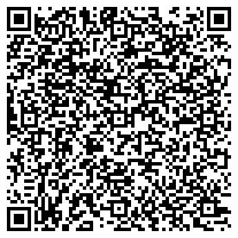 QR-код с контактной информацией организации Transavia, ТОО