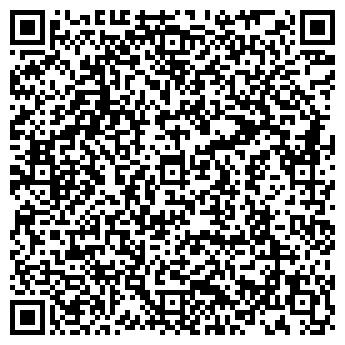 QR-код с контактной информацией организации Серебрянка, ФОК