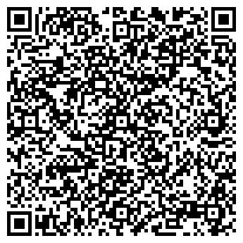 QR-код с контактной информацией организации Аэробик-класс, ООО