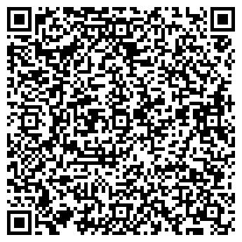 QR-код с контактной информацией организации Водный мир, ООО