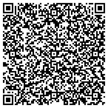 QR-код с контактной информацией организации Первый женский фитнес клуб, ООО