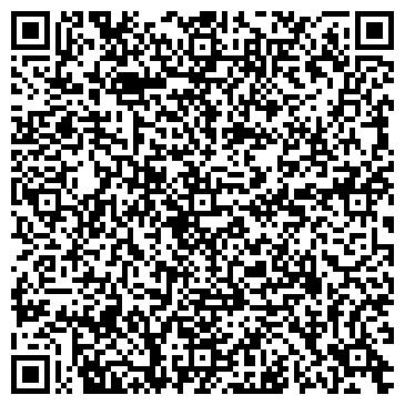 QR-код с контактной информацией организации Клуб Ратибор, ЧП