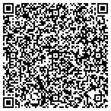 QR-код с контактной информацией организации Вертикаль фитнес, ЧП
