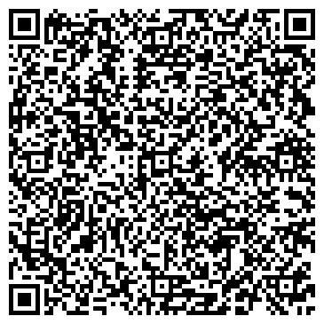 QR-код с контактной информацией организации Сауна Макс, ЧП