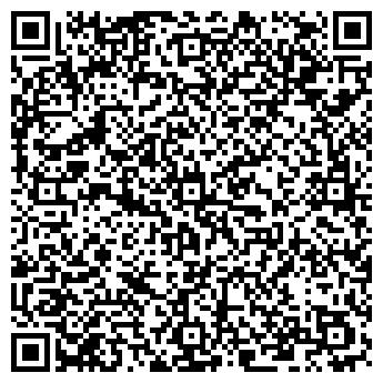 QR-код с контактной информацией организации Лавр спортклуб, ЧП