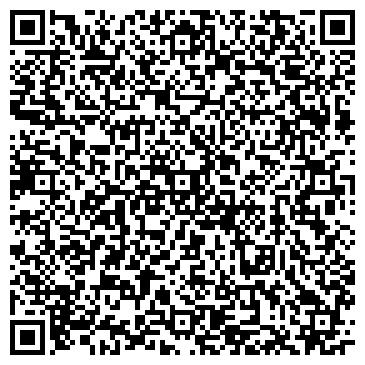 QR-код с контактной информацией организации Детская школа дзюдо Центр