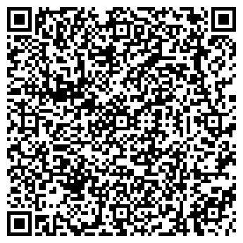 QR-код с контактной информацией организации Будзинкан-Украина