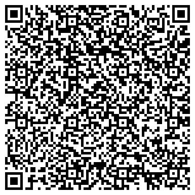 QR-код с контактной информацией организации Школа Aikido Kiyokan Dojo, ЧП
